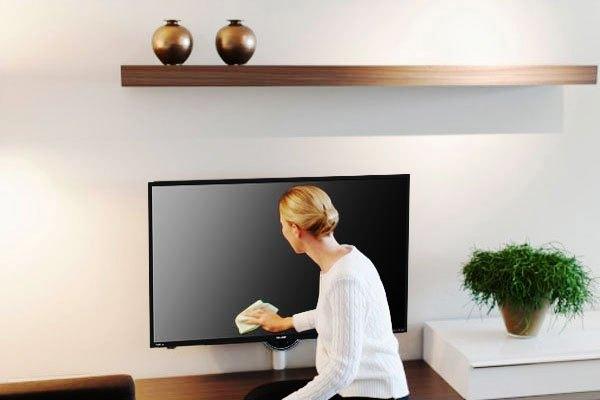 Khăn lau chuyên dụng dành riêng cho màn hình tivi LCD