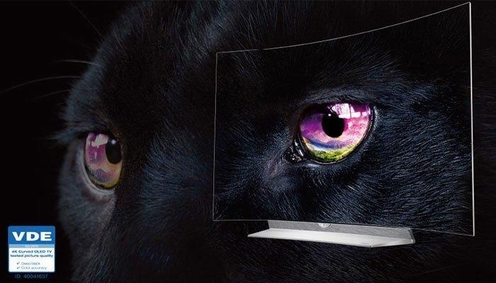 Tivi OLED LG 55EG920T tái hiện màu đen tuyệt vời, cho bạn cảm nhận chiều sâu,độ tương phản của hình ảnh