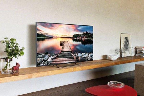 Phân biệt tivi LED và tivi LCD bằng màu sắc