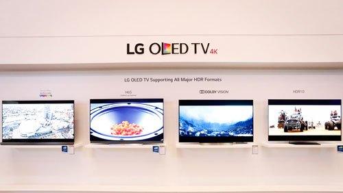 TV OLED LG phá kỷ lục về điểm đánh giá