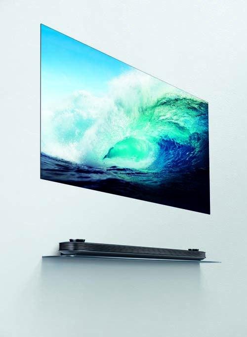 Khả năng tái tạo màu sắc chính xác, độ tương phản tối ưu giúp TV OLED LG ghi điểm