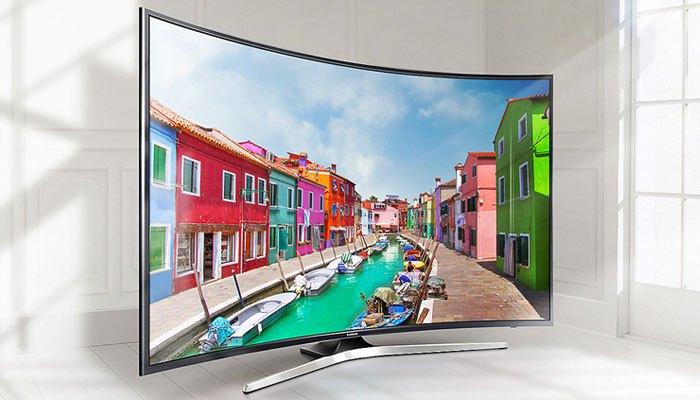 Thiết kế tivi LED Samsung MU6300