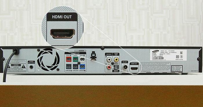 Các thiết bị âm thanh bạn muốn kết nối với tivi cũng cần được hỗ trợ ARC