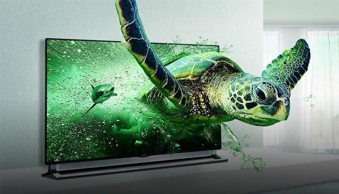 Tivi LG cho hình ảnh sống động như thật