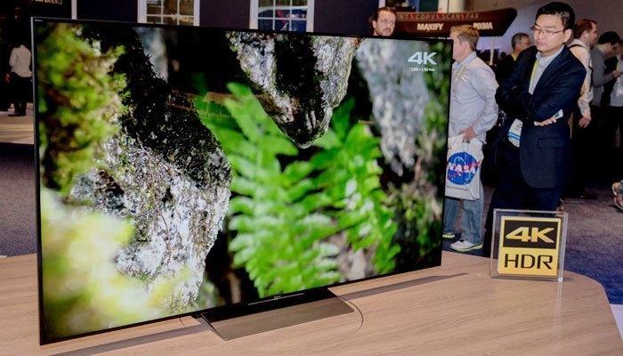 Tivi Sony tích hợp công nghệ HDR sẽ bất chấp mọi ánh sáng