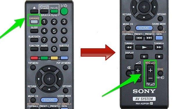 Bạn thực hiện theo các bước để điều chỉnh âm lượng micro trên dàn âm thanh