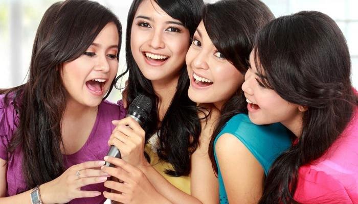 Chọn micro để hát karaoke