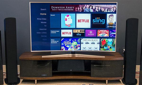 Công nghệ trên tivi