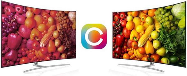 Samsung vừa ra công nghệ SeeColors dành cho QLED Smart TV
