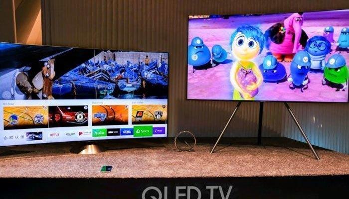 Samsung hỗ trợ nhiều ứng dụng hiện đại cho QLED tivi