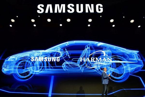 Ô tô là lĩnh vực Samsung muốn hướng tới kết nối IoT trong tương lai
