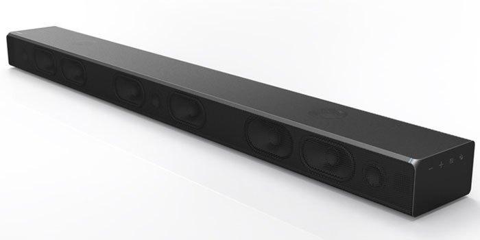 """Loa thanh MS750 sở hữu thiết kế """"nhỏ mà có võ"""""""