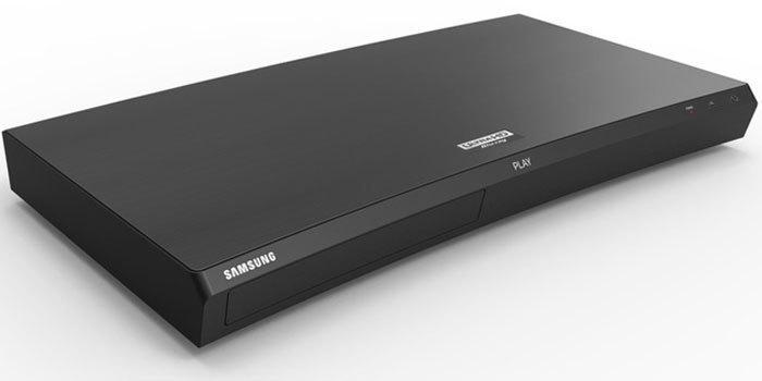 Đầu đĩa Blu-ray M9500 UHD vô cùng hiện đại và thông minh