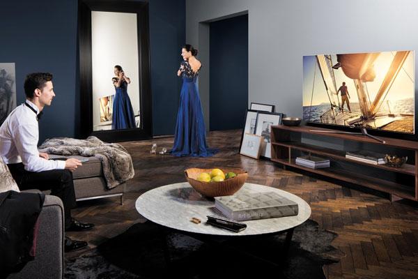 Tivi Samsung cho bạn cảm nhận hình ảnh chân thật