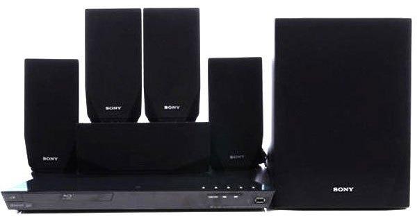Dàn máy Sony BDV-E2100//MSP1 cho bạn đơn giản hóa việc kết nối thông qua Bluetooth hoặc WiFi