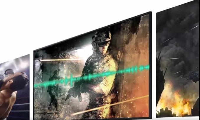 Smart Tivi Samsung 4K 70 inch UA70TU7000KXXV - Tính năng Game Enahncer