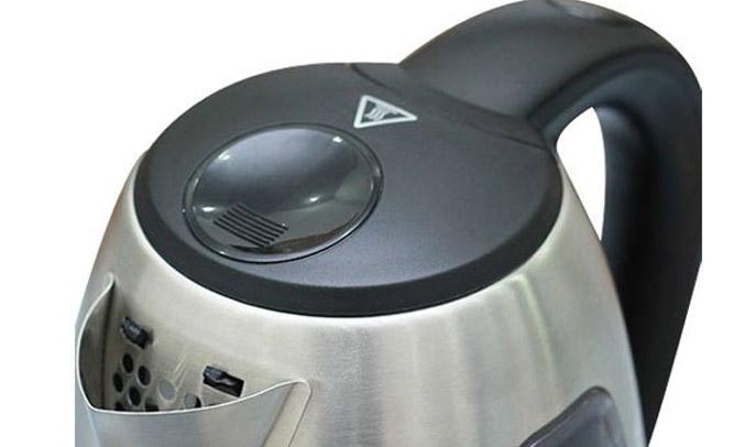 Ấm đun Panasonic NC-SK1BRA dễ sử dụng