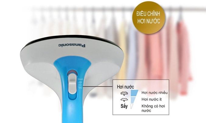 Bàn ủi hơi nước Panasonic NI-GSD051GRA chống trầy