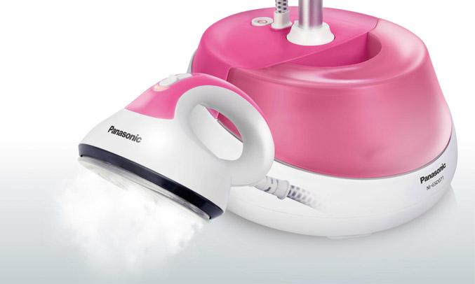 Bàn ủi hơi nước Panasonic NI-GSD071PRA nhỏ gọn