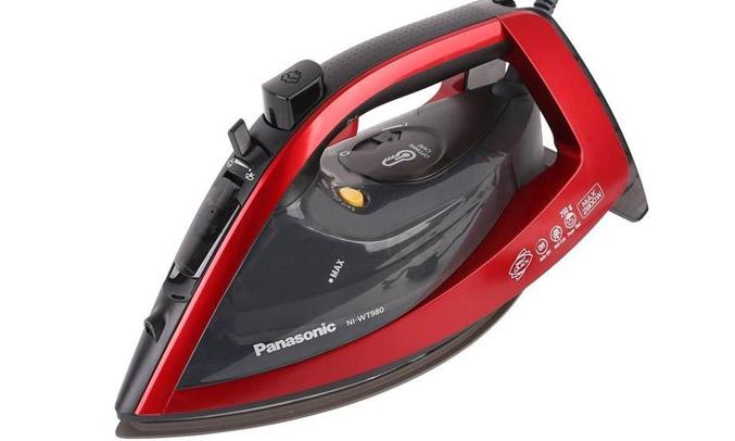 Bàn ủi Panasonic NIWT980RRA chống dính