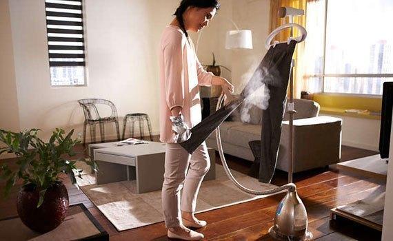 Bàn ủi hơi nước Philips GC568 độ bền cao, an toàn khi sử dụng