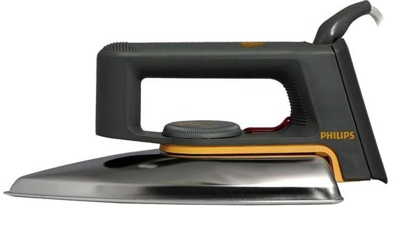 Bàn ủi Philips HD1172 thiết kế gọn nhẹ