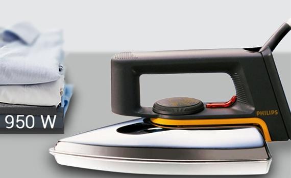 Bàn ủi Philips HD1172 công suất mạnh mẽ