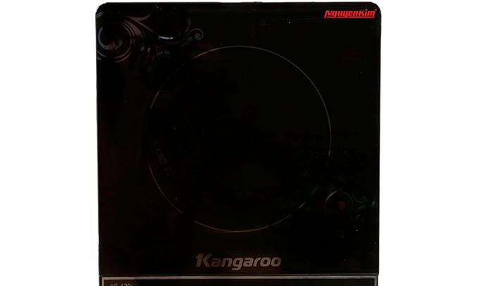 Bếp điện từ Kangaroo KG420I mặt kính chịu lực