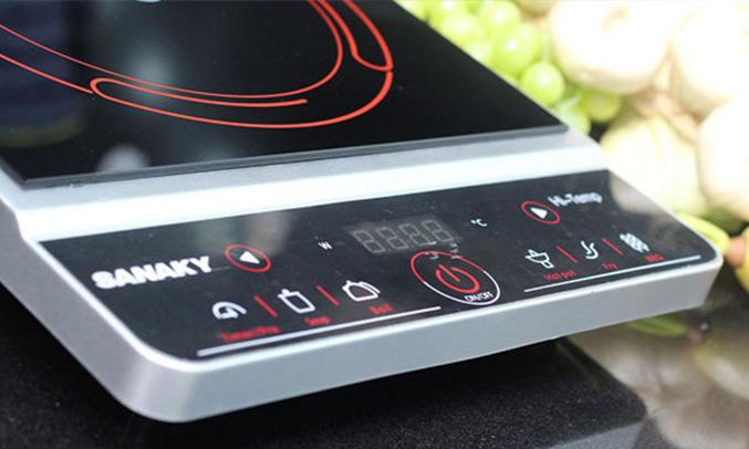 Bếp hồng ngoại Sanaky SNK-2014HG cảm ứng