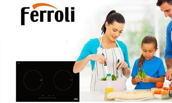Bếp điệntừ Ferroli ID4000BS cao cấp