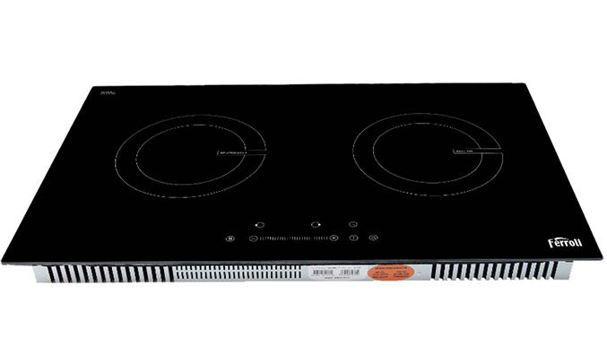 Bếp điệntừ Ferroli ID4000BS sử dụng an toàn