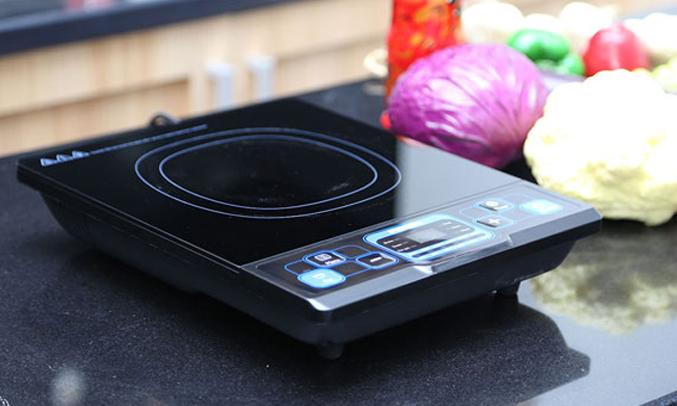 Bếp điện từ Philips HD4921 tiết kiệm