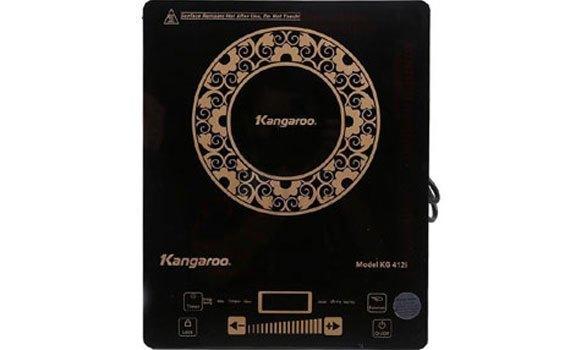 Bếp điện từ Kangaroo KG412I sử dụng dễ dàng