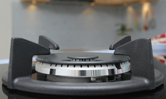 Bếp gas âm Electrolux EGT8028CK an toàn khi sử dụng