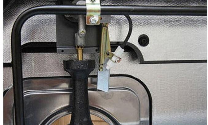 Bếp gas Electrolux ETG726GKR tiết kiệm gas
