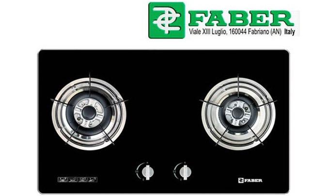 Bếp gas FaberFB A05G2 (DSB) dễ vệ sinh