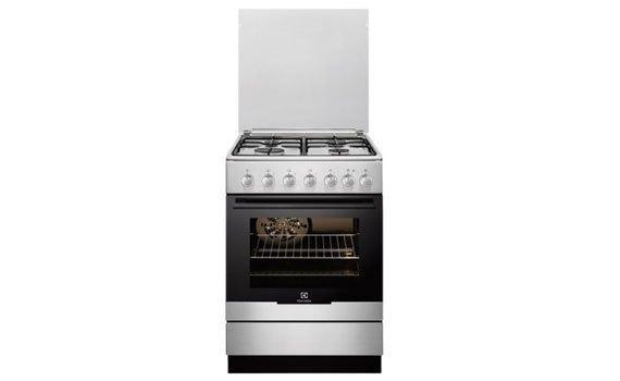 Bếp thùng Electrolux EKM61301OX chất liệu cao cấp, bền tốt