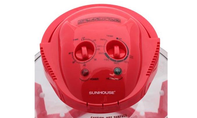 Lò nướng Sunhouse SH416 tiện lợi
