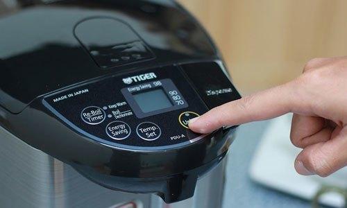 Bình thủy điện Tiger PDU-A40W tiết kiệm điện