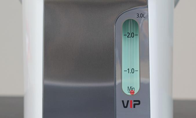 Bình thủy điện Panasonic NC-HU301PZSY 3 lít 3 mức giữ nóng