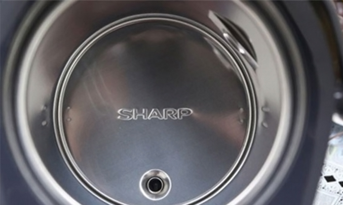 Bình thủy điện Sharp KP-Y40PV chống oxy hoá