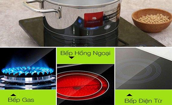 Bộ nồi Novelty 7PCS HC07NV dùng trên nhiều loại bếp