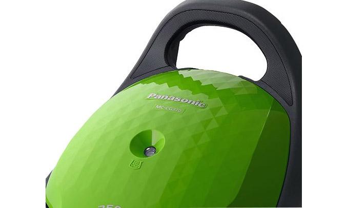 Hút bụi Panasonic MC-CG370GN46 bền bỉ