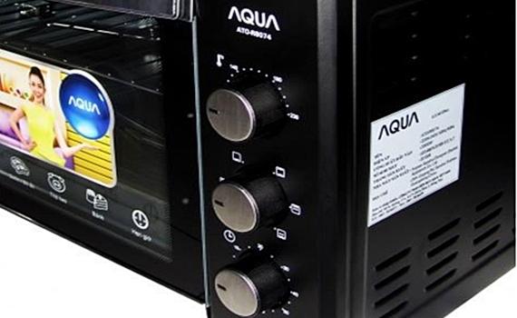 Lò nướng Aqua ATO - T8074 chất liệu bền chắc