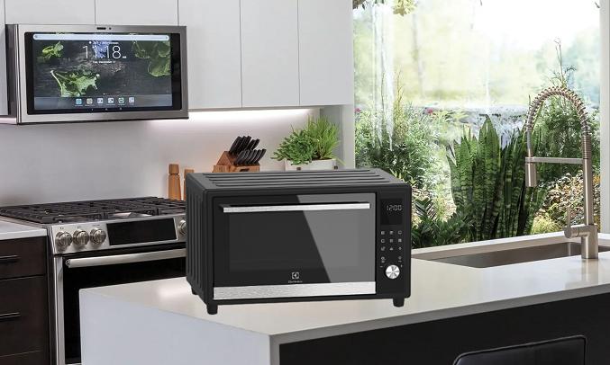Lò nướng Electrolux EOT40DBD - 5 mức nhiệt độ nấu