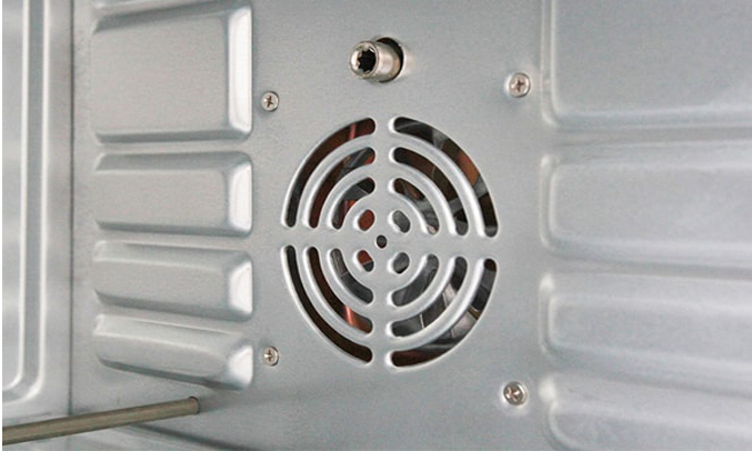 Lò nướng Sanaky VH-809S2D có quạt đảo nhiệt