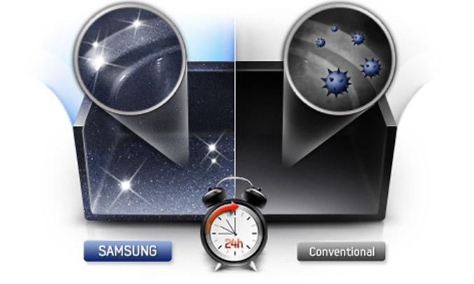 Lò vi sóng Samsung CE73J khoang lò rộng