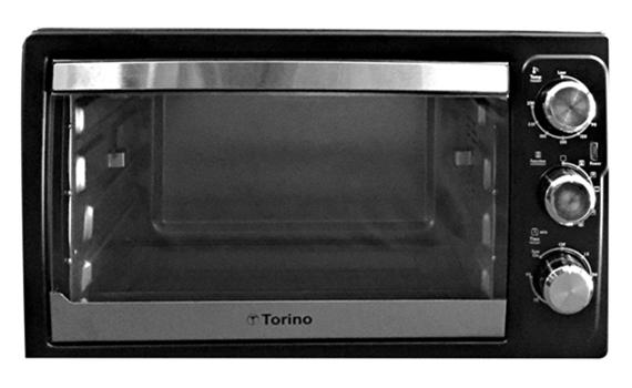 Lò nướng Torino BMSW2616 dung tích lớn phù hợp với gia đình 7-8 người