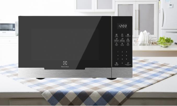Lò vi sóng Electrolux 23 lít EMG23DI9EBP - Lưu lại những cài đặt nấu ăn yêu thích