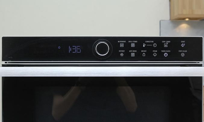 Lò vi sóng Electrolux EMS3288X sử dụng dễ dàng